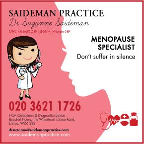 Dr Suzanne Saideman